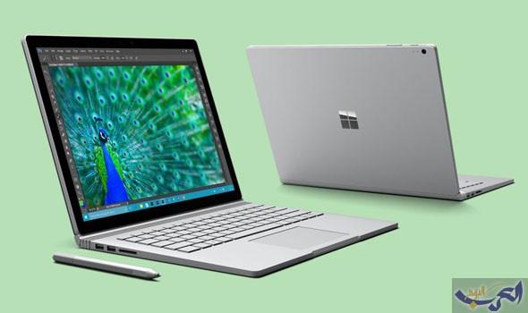 تعرف على جهاز مايكروسوفت الجديد surface book 2