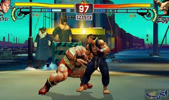 إطلاق لعبة street fighter iv champion edition الشهيرة على الأيفون
