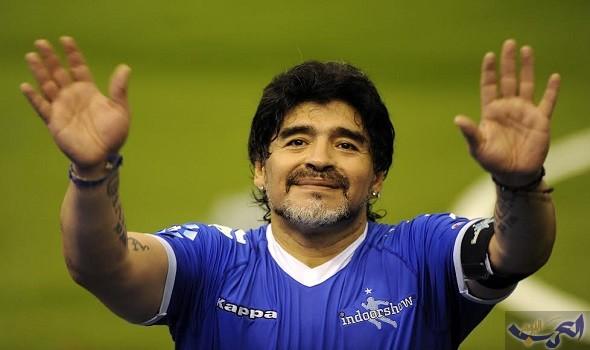 57 عامًا على مولد رمز كرة القدم الأول الأسطورة دييغو مارادونا