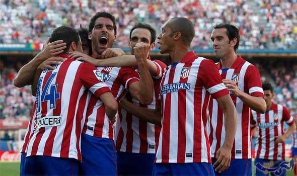 أتلتيكو مدريد الإسباني يفوز على روما بهدفين نظيفين ويحسم آماله في التأهل إلى دور 16