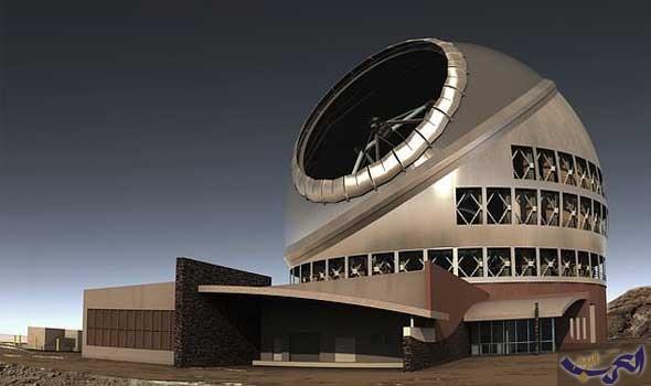 تأكيدات ببدء بناء تليسكوب ثيرتي ميتر على أعلى جبل في ولاية هاواي