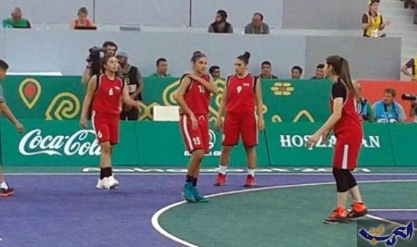 مرتبط سيدات السلة في الأهلي يفوز على سموحة في الدوري