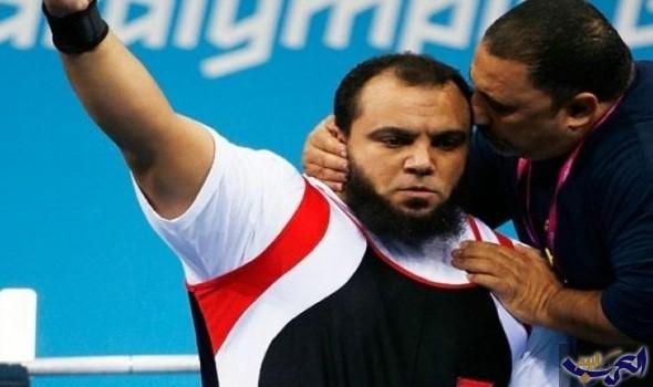 محمد الديب يُحرز ذهبية بطولة العالم البارالمبية لرفع الأثقال