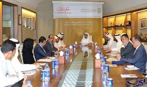 نادي دوجيم يتعاون مع مجلس دبي الرياضي لتنظيم بطولة للجمباز