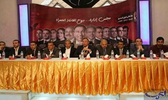 محمود الخطيب يضع خارطة طريق الأهلي في أول اجتماع للمجلس الجديد