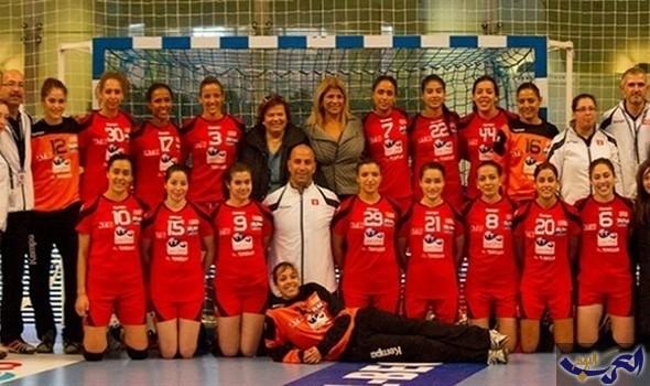 منتخب سيدات تونس يتلقى الهزيمة الرابعة في مونديال اليد
