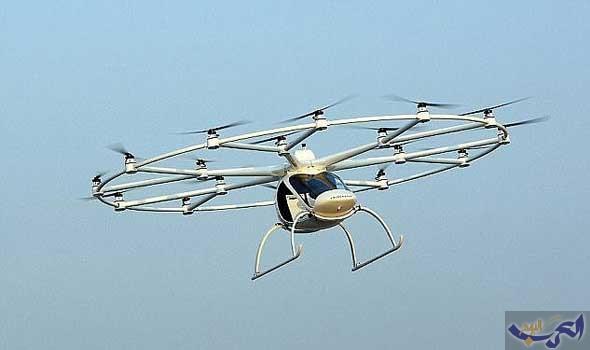 شركة فولوكوبتر تعمل على تطوير التاكسي الطائر