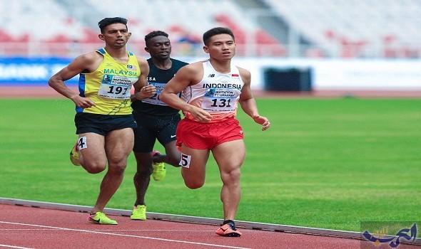 رائد الجدعاني يحصد الميدالية الفضية في دورة الألعاب الآسيوية
