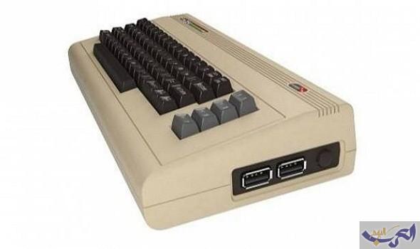 جهاز الألعاب كومودور الجديد يأتي بـ64 لعبة نهاية آذار