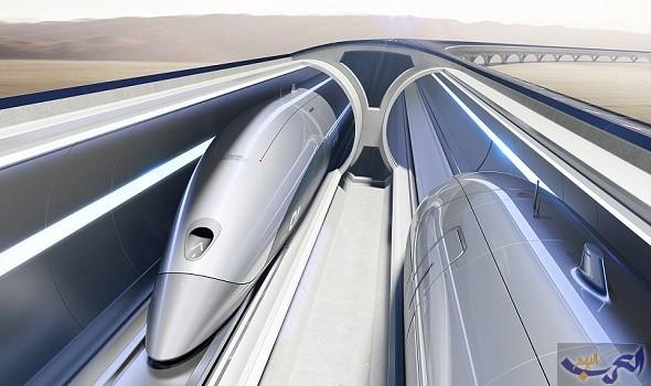 هايبرلوب ينقل الركاب 313 ميلًا في أقل من 30 دقيقة