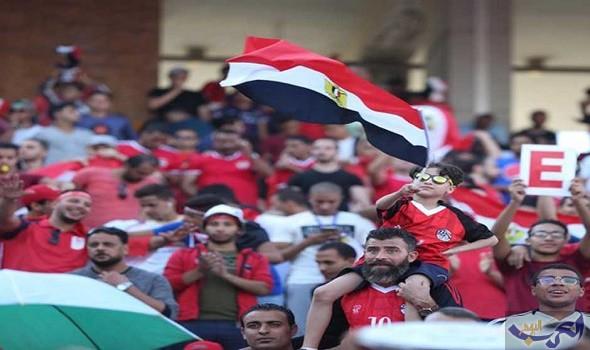 بريزنتيشن سبورت تكشف حقيقة دورها في وجود الجماهير داخل فندق المنتخب المصري