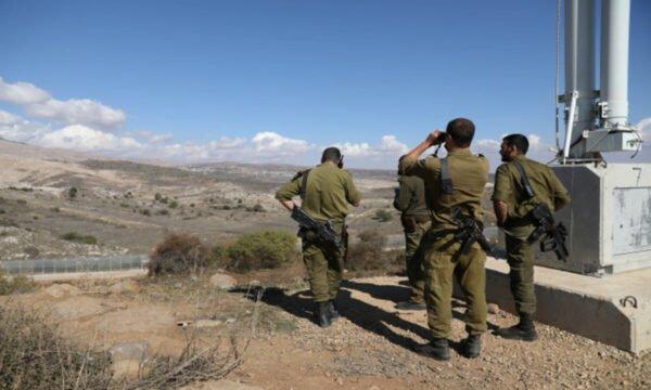 الحدود السورية الإسرائيلية   إسرائيل تنسى جنوداً لها بالقرب من الحدود السورية