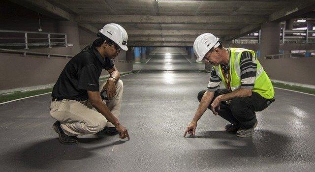 Ingenieure im Arbeitsschutz