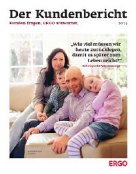 ERGO Kundenbericht 2014