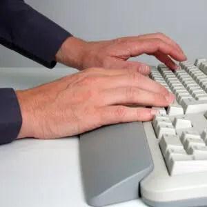 ergonomische tastatur im test