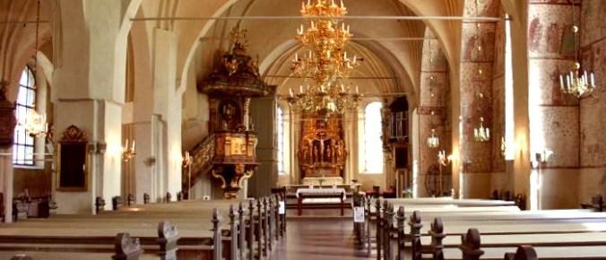 Heliga Trefaldighets kyrkan Arboga