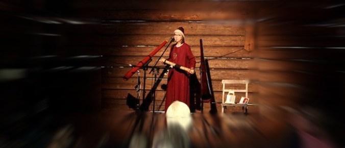 Anna Fäldt Didgeridoo
