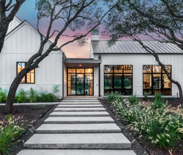 Arbogast Custom Home Builder Austin Tx Rob Roy Modern Farmhouse