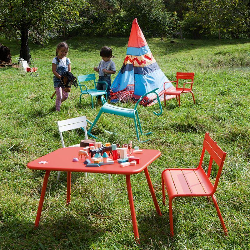 table exterieur enfant luxembourg fermob