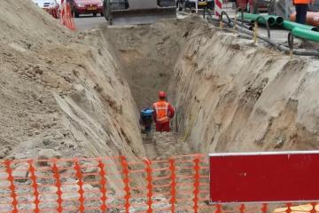 graven in de bouw
