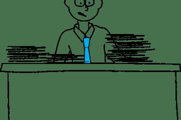 werkdruk te hoog