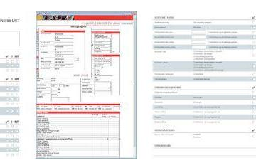 werk inspectie formulier