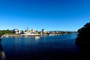 Our First Experiences Hitchhiking… Valdivia, Chile