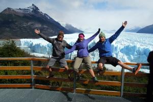 Huge Glaciers, an Ice Bar, and One Crazy Hostel