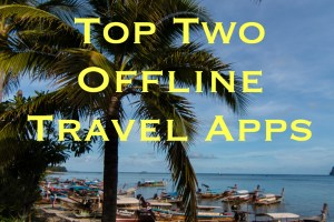 Top Two Offline Travel Apps