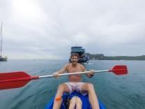 Kayak, island hopping, siam uk tours, arboursabroad