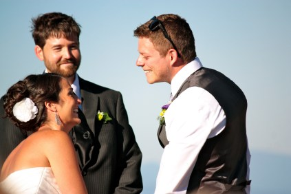 wedding, bride and groom, arbours abroad