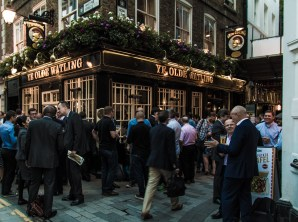 pub, ye olde watling, London, hidden gem, arboursabroad