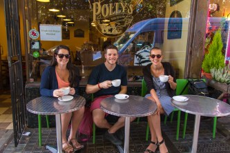 Polly's, Hampstead Heath, London, arboursabroad, coffee