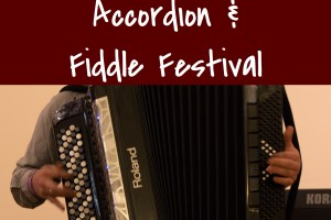 The Shetland Accordion and Fiddle Festival