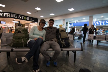 carry-on, travel lite, arboursabroad, airport, backpacker