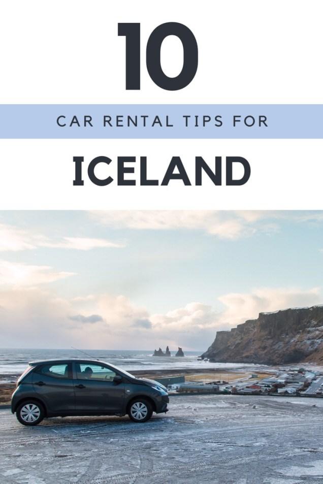 rental car, renting a car in Iceland, Iceland, Vik, arboursabroad
