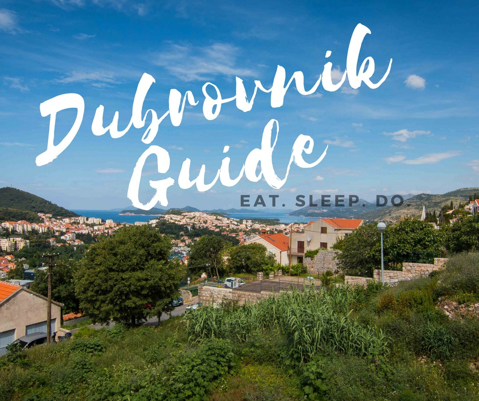 9 Things to do in Dubrovnik | Your Dubrovnik Travel Guide
