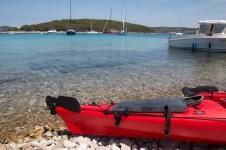 sea kayaking, &Adventure, arboursabroad, Hvar, Adriatic Sea, Croatia, sea kayaking in Croatia