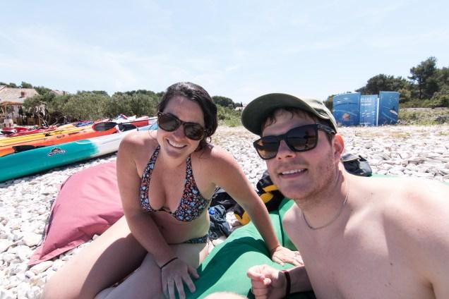sea kayaking, &Adventure, arboursabroad, Hvar, Croatia, things to do in Croatia