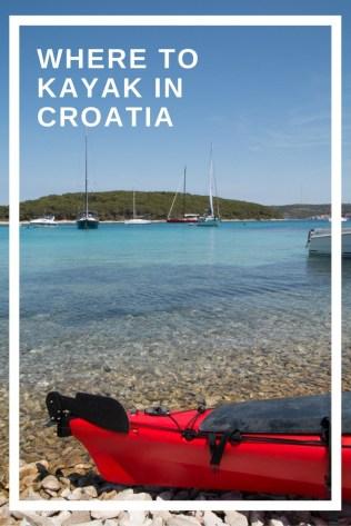 kayaking in Croatia, sea kayaking in Hvar, Hvar, &Adventure, arboursabroad, things to do in Croatia, Hvar