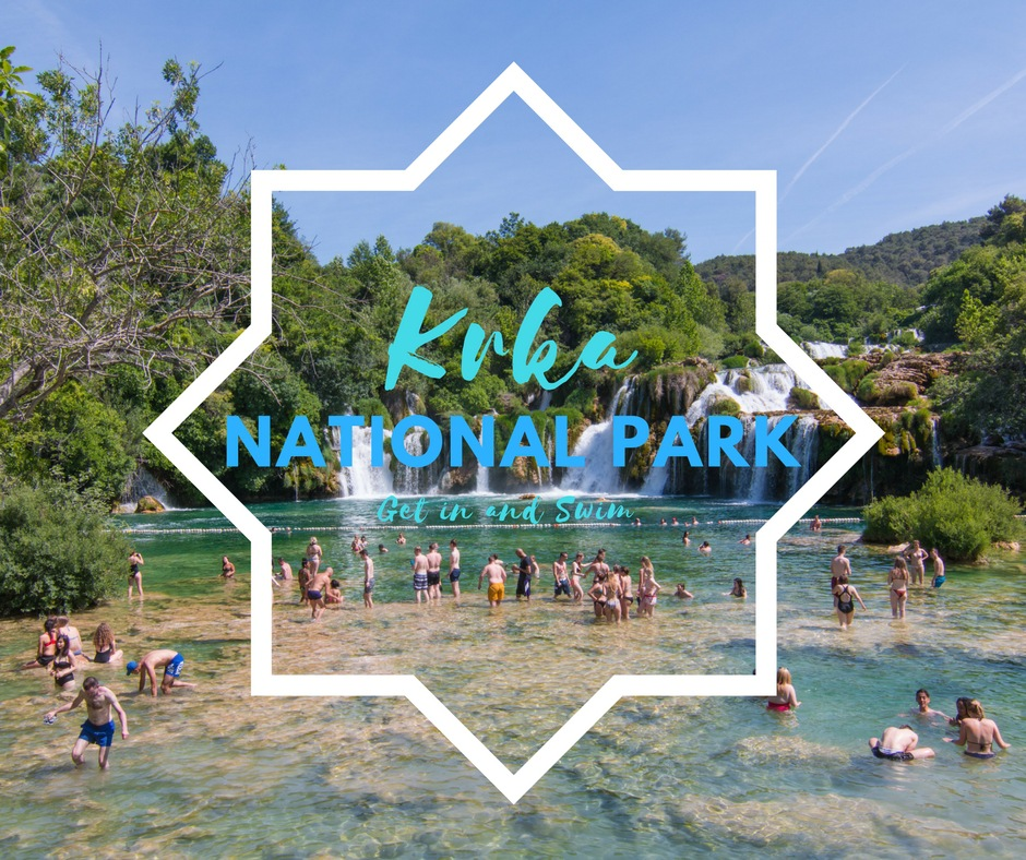 swimming at Krka waterfalls, Krka National Park Guide, Krka from Split, arboursabroad