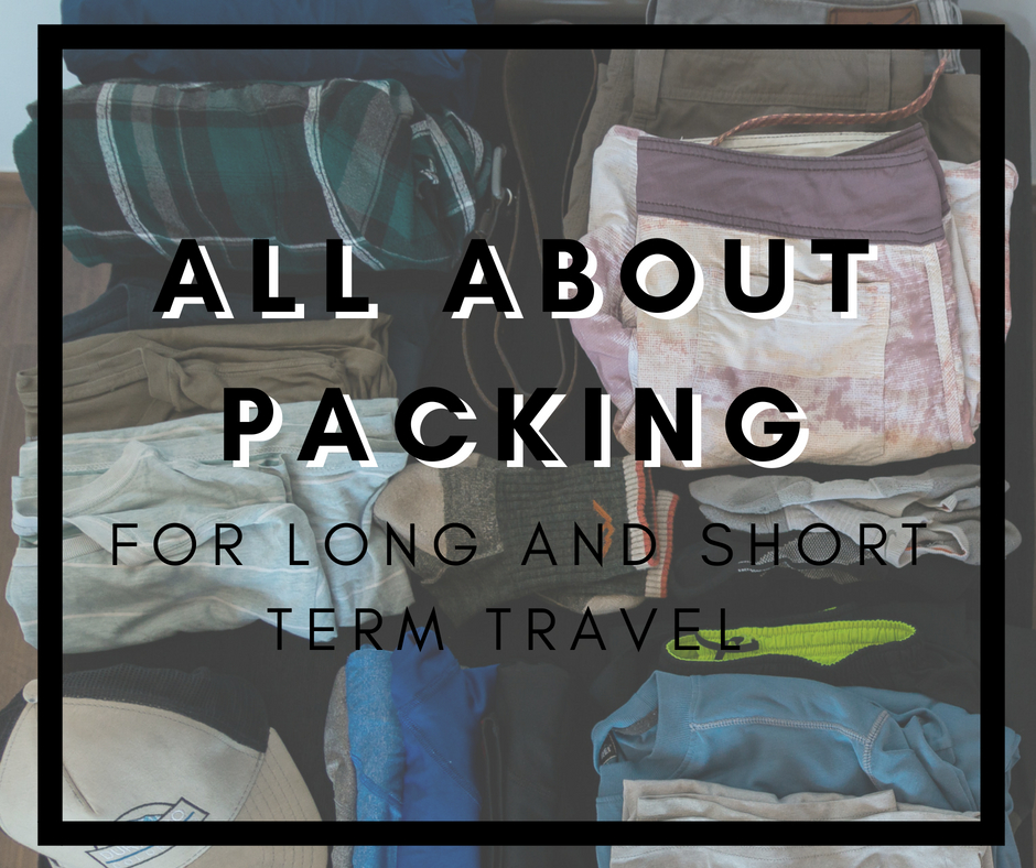 Packing Guide, arboursabroad, traveling abroad, canva labeled pictures