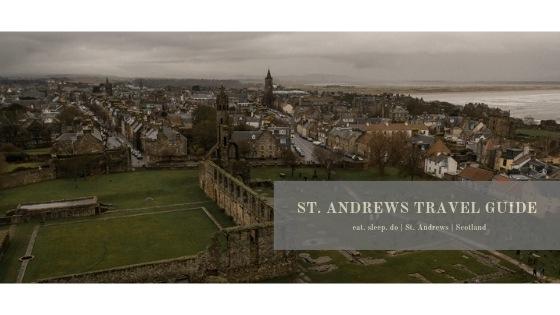 St. Andrews travel guide, Visit St. Andrews, Scotland, arboursabroad
