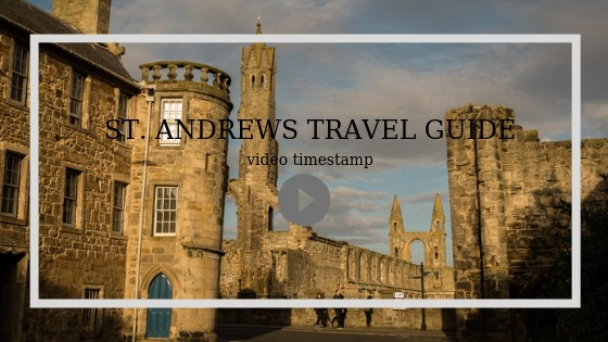 St Andrews Guide, living in St. Andrews, arboursabroad, Scotland