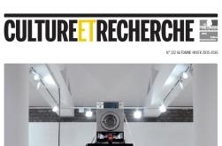 article Culture et recherche