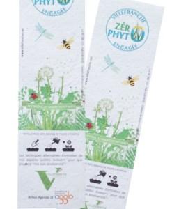 Tapis de graines à planter ARBRE A BULLES