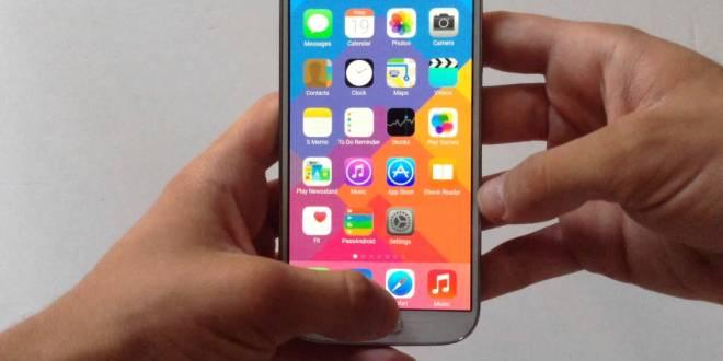 5 تطبيقات لتحويل هاتفك من نظام الاندرويد الى نظام iOS للايفون