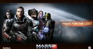 لعبة Mass Effect 2 مجاناً بالكامل لفترة محدودة على أنظمة الويندوز
