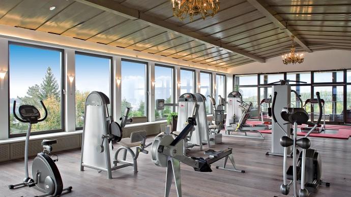 Parkhotel Igls gym