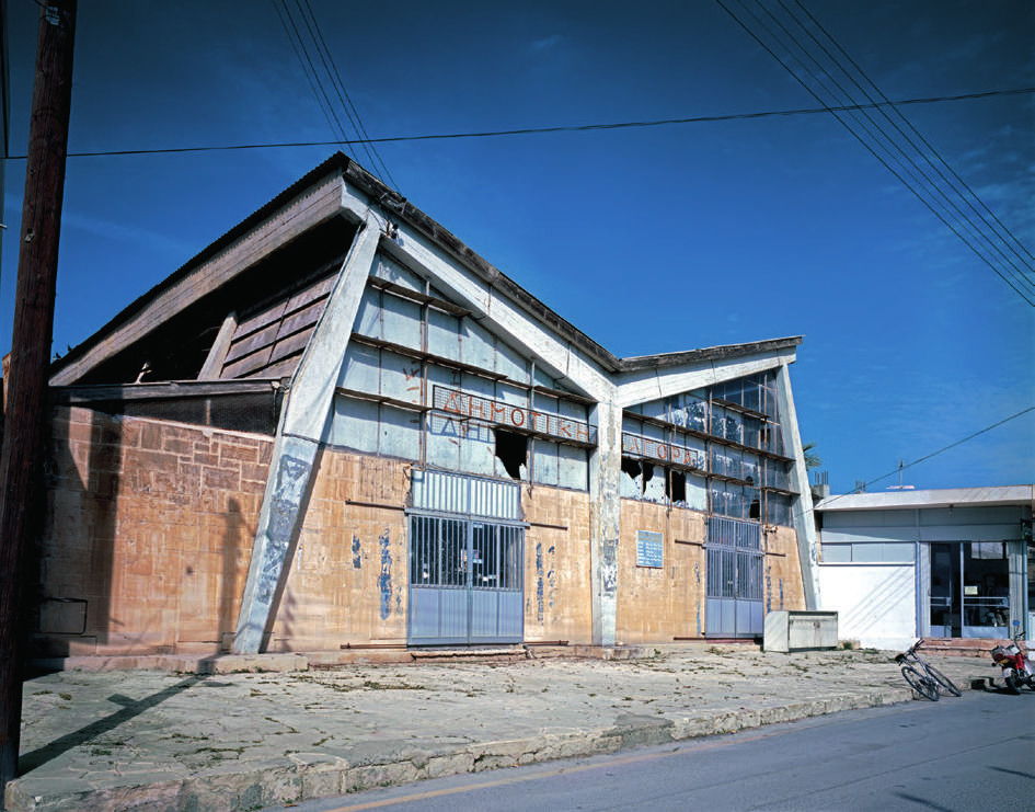 "Photo from the series ""Architecturalviews: NeoptolemosMichaelides"